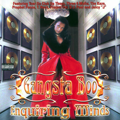 Gangsta Boo - Inquiring Minds (1998)